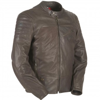 Blouson Moto Furygan Brody Brown