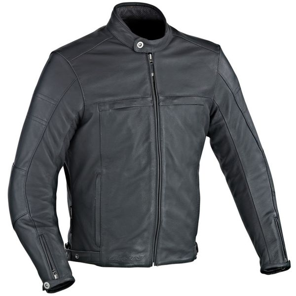 Blouson Moto Ixon Copper Slick Black