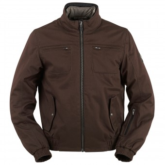 Blouson Moto Furygan Denver Marron