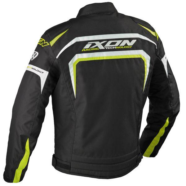 Ixon Eager Noir Blanc Jaune