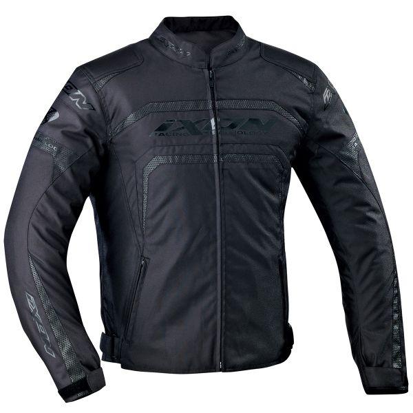 Blouson Moto Ixon Eager Noir