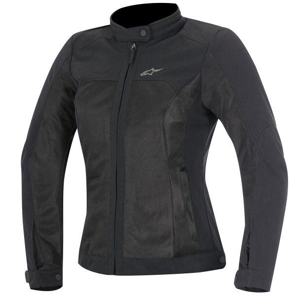 Blouson Moto Alpinestars Eloise Air Black
