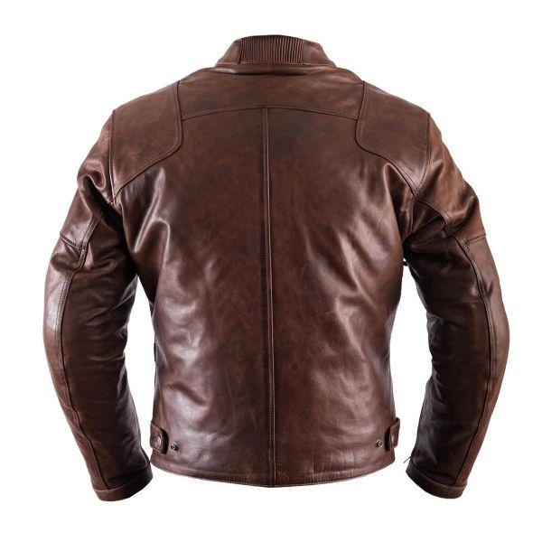 Helstons Heat Leather Antik Brown