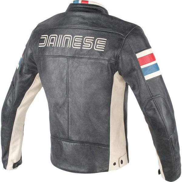 Dainese HF D1 Black Ice Red Blue