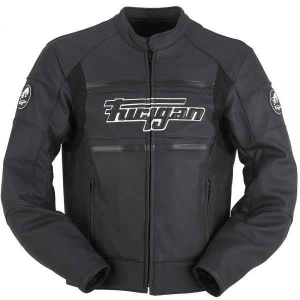 Blouson Moto Furygan Houston Amo II Noir