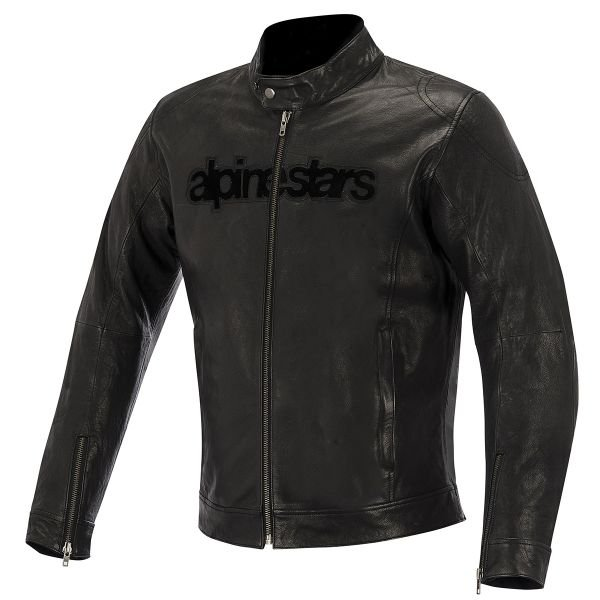 Blouson Moto Alpinestars Huntsman Leather Jacket