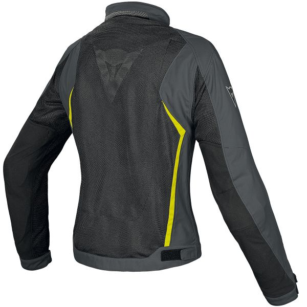 Dainese Hydra Flux D-Dry Lady Black Gray Yellow Fluo