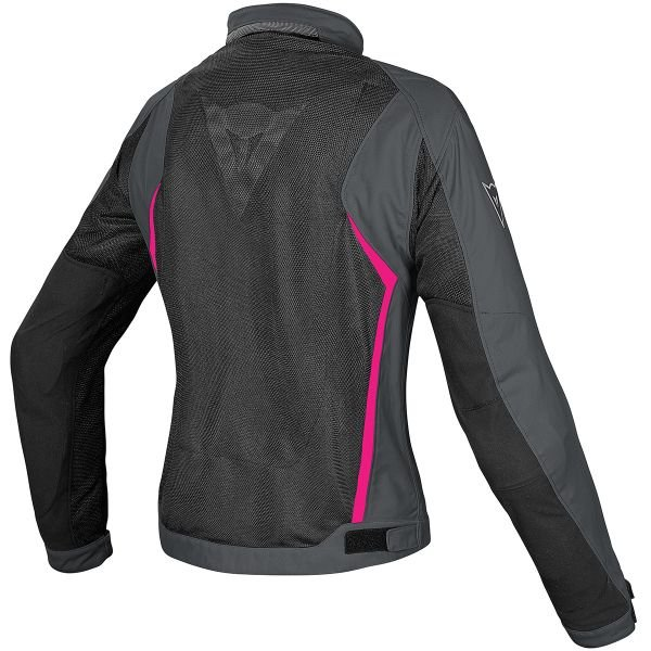 Dainese Hydra Flux Lady D-Dry Black Ebony Fuschia