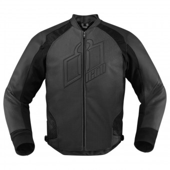 Blouson Moto ICON Hypersport Stealth