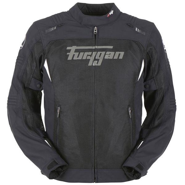Blouson Moto Furygan Icare Black