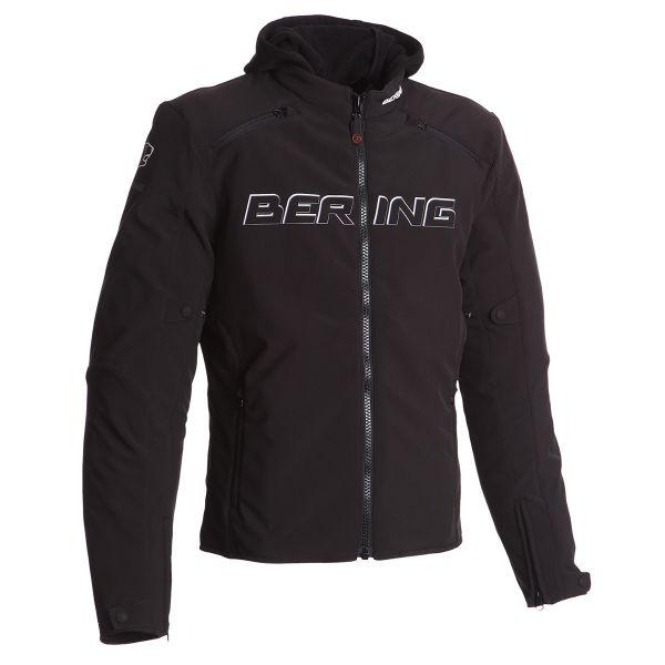 Blouson Moto Bering Jaap Evo Black Anthracite