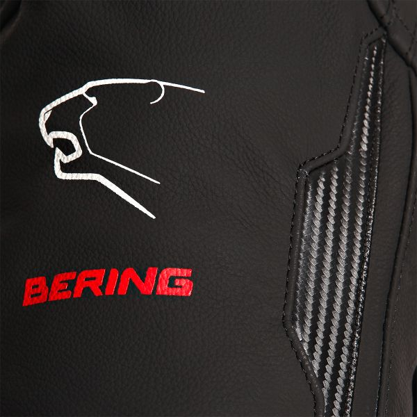 Bering Kingston Evo Black White Red