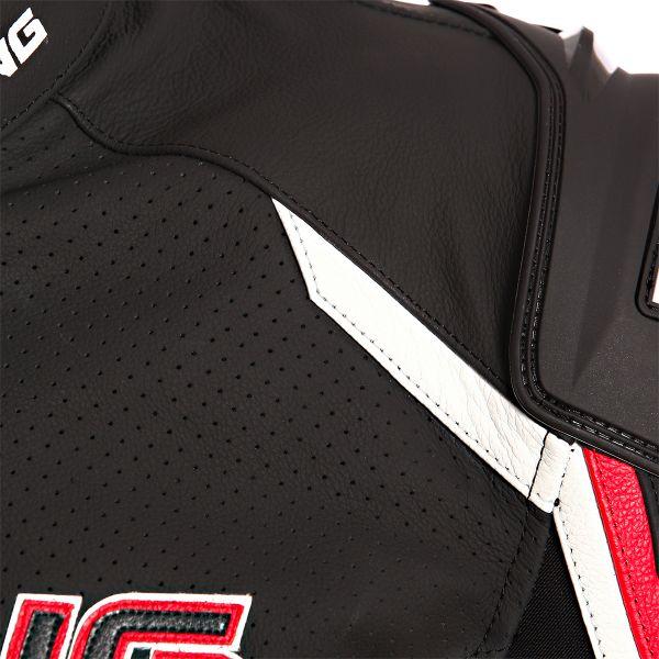 Bering Kingston Evo-R Black White Red