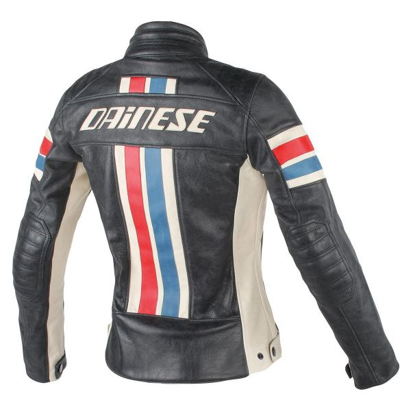Dainese Lola D1 Lady Black Ice Red Blue