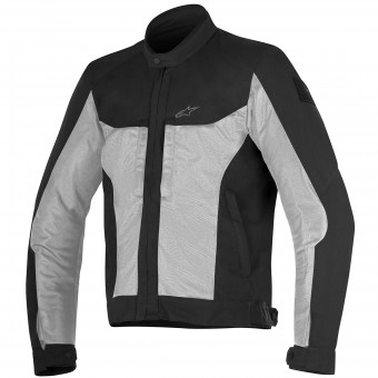 Blouson Moto Alpinestars Luc Air Black Light Gray