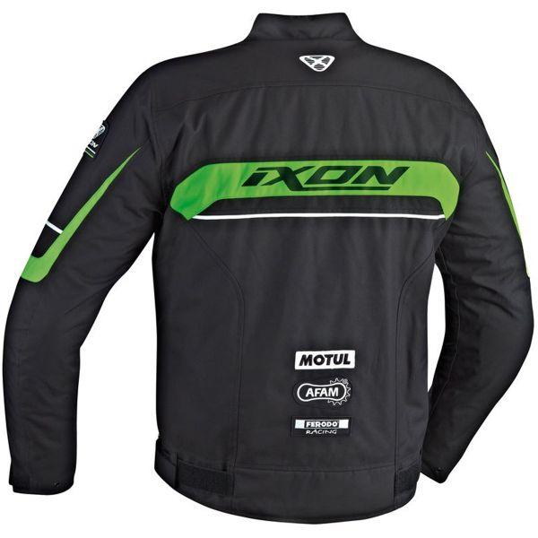 Ixon Matrix Black White Green