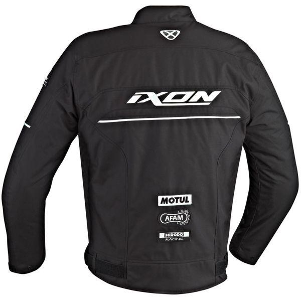 Ixon Matrix Black White