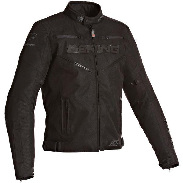 Blouson Moto Bering Onyx Evo Black