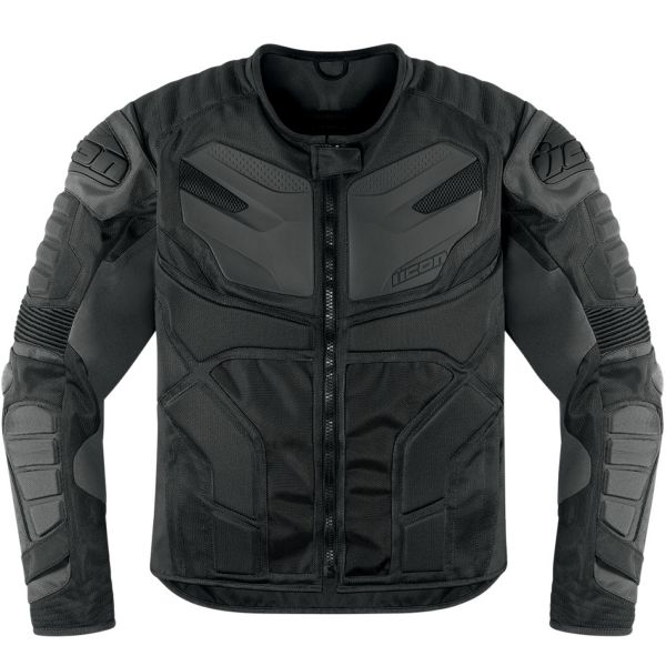Blouson Moto ICON Overlord Resistance Stealth