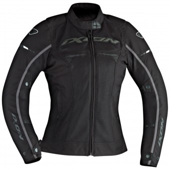 Blouson Moto Ixon Pitrace Lady Black
