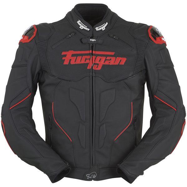 Furygan Raptor Black Red