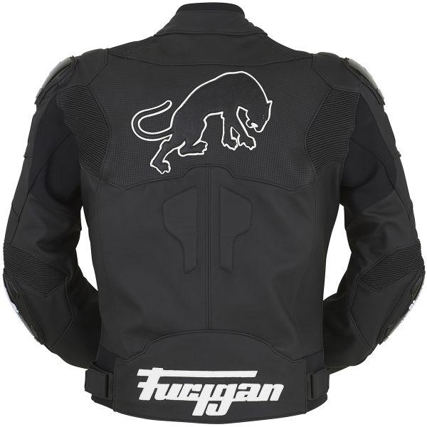 Furygan Raptor Black White