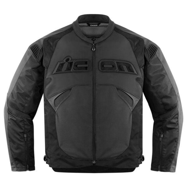 Blouson Moto ICON Sanctuary Jacket Stealth