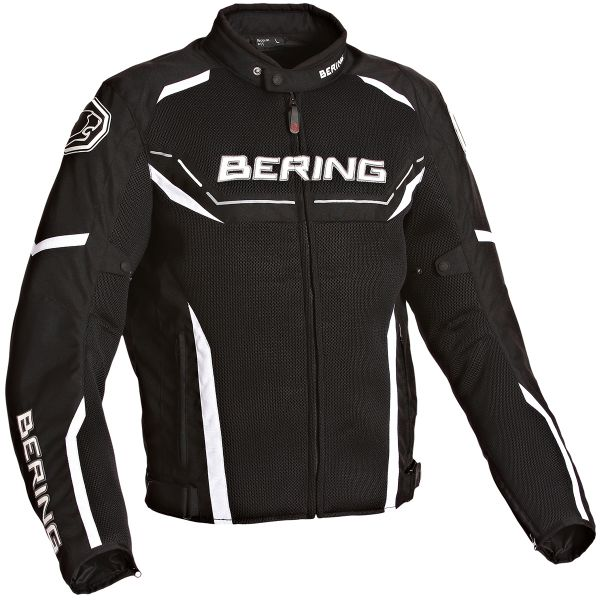 Blouson Moto Bering Scream Black