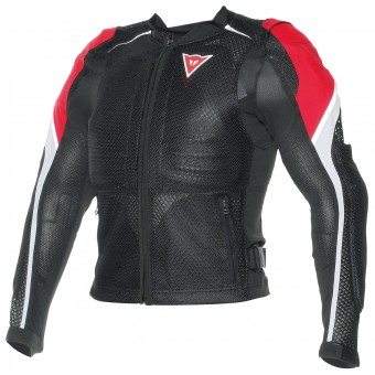 Blouson Moto Dainese Sport Guard Black Red
