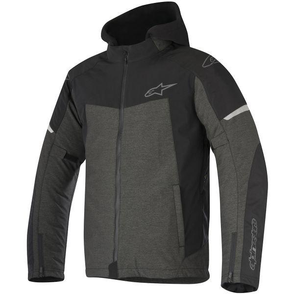 Blouson Moto Alpinestars Stratos Techshell Drystar Melange Grey