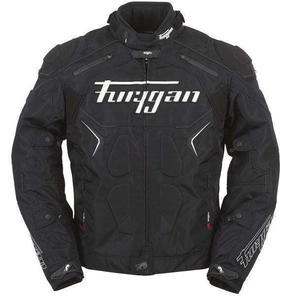 blouson moto furygan titan evo black en stock. Black Bedroom Furniture Sets. Home Design Ideas