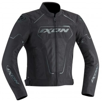 Blouson Moto Ixon Zephyr Air HP Black
