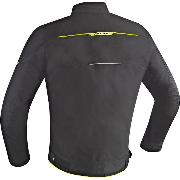 Ixon Zetec HP Black Yellow Fluo