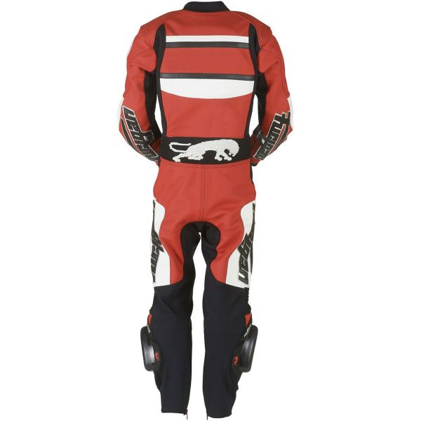 Furygan Combi Junior Noir Blanc Rouge