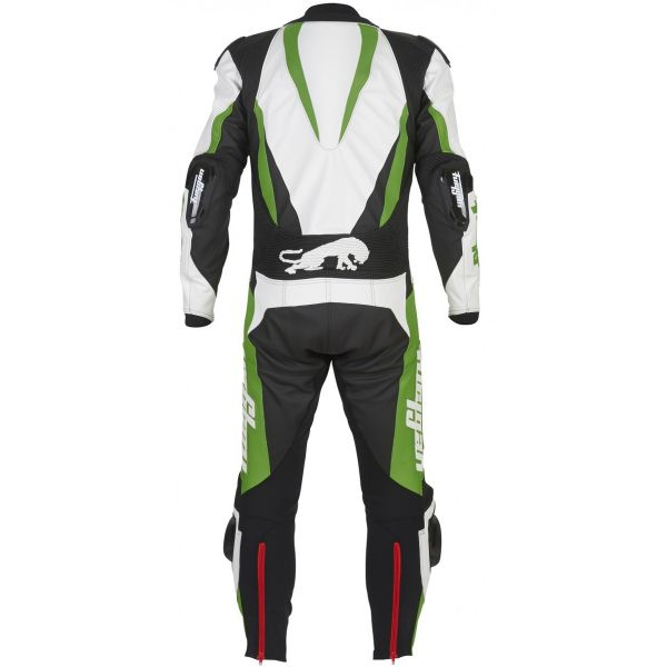 Furygan Full Apex White Green Black