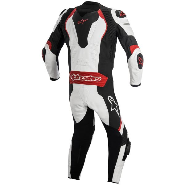 Alpinestars GP PRO Tech Air Bag Compatible White Black Red