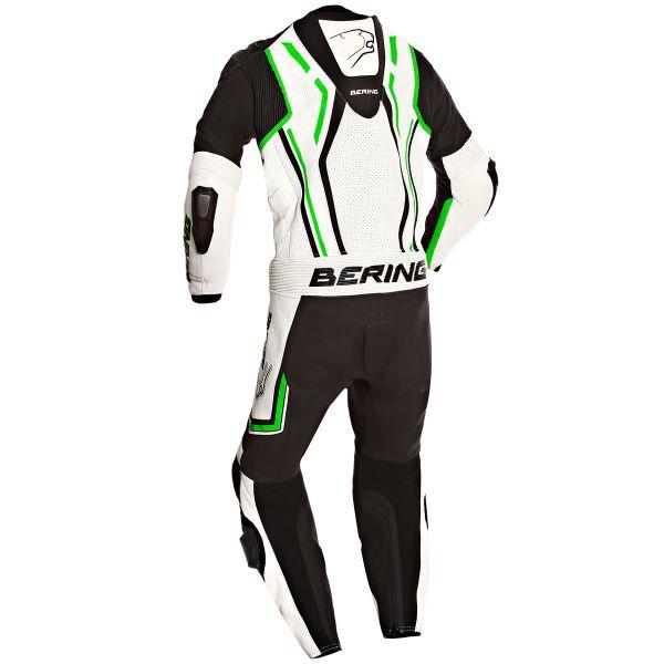 Bering Supra-R Black White Green