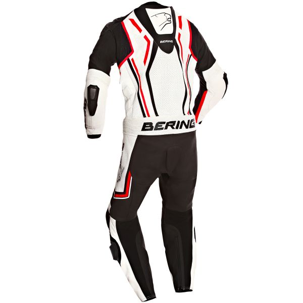 Bering Supra-R Black White Red