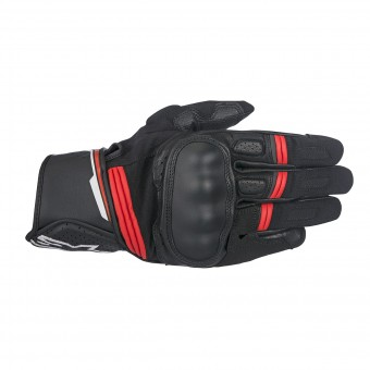 Gants Moto Alpinestars Booster Black Red