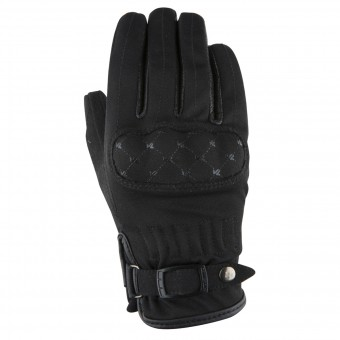 Gants Moto V'Quattro Eva 17 Lady Black