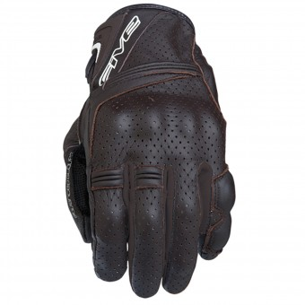 Gants Moto Five Sportcity Brown