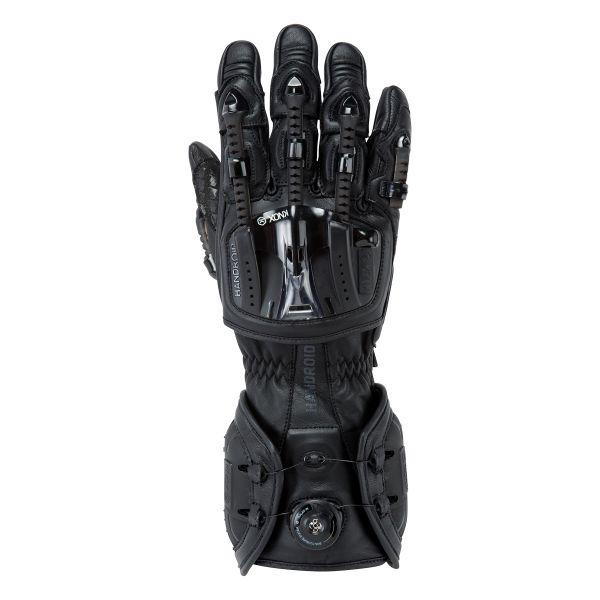 Gants Moto Knox Handroid MKIII All Black