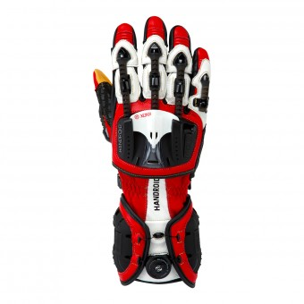 Gants Moto Knox Handroid MKIII Red