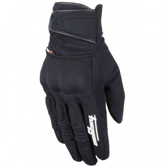Gants Moto Furygan Jet Evo II Black White