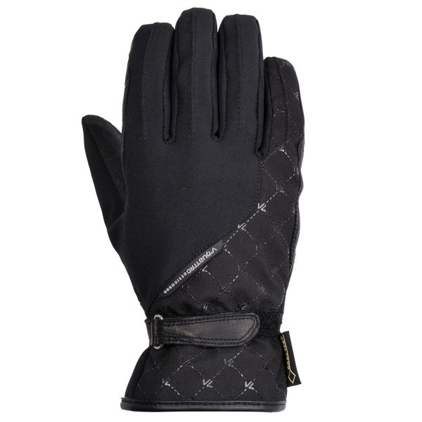 Gants Moto V'Quattro Lisa Gore-Tex Lady Black