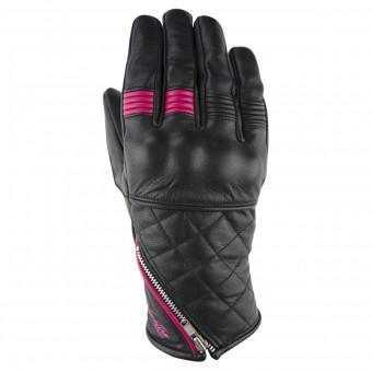 Gants Moto V'Quattro Murano Black Pink