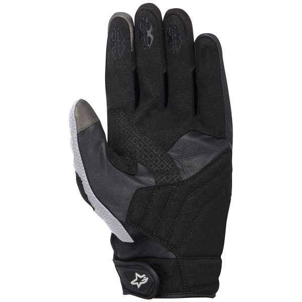 Alpinestars SMX-2 Air Carbon Black White