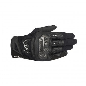 Gants Moto Alpinestars SMX-2 Air Carbon V2 Black