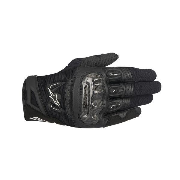 Gants Moto Alpinestars SMX-2 Air Carbon V2 Black