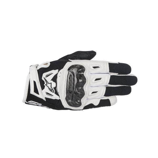 gants moto alpinestars stella smx 2 air carbon v2 black. Black Bedroom Furniture Sets. Home Design Ideas
